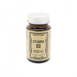 Vitamina D3 2000 UI 100 comprimate filmate Remedia