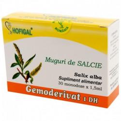 Gemoderivat din Muguri de Salcie Hofigal, 30 monodoze