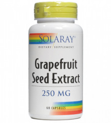 Grapefruit Seed Extract SECOM Solaray 60 capsule