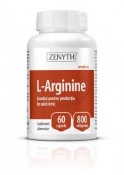 L-Arginine Zenyth 60 capsule