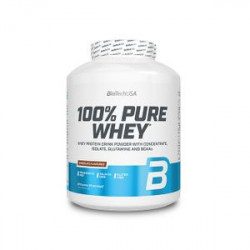 PURE WHEY / proteina din zer Biotech 2270 g