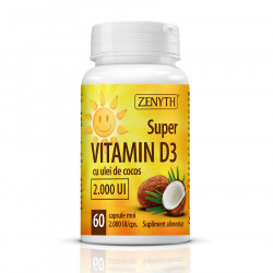 Super Vitamin D3 Zenyth