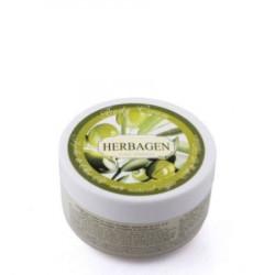 Crema de corp cu jojoba, masline si vitamina A+E 95% Herbagen, 150 ml
