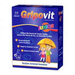 Gripovit Junior Zdrovit 10 plicuri