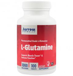 L-Glutamine 1000 mg SECOM Jarrow Formulas 100 tablete