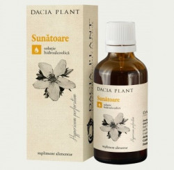 Tinctura de Sunatoare Dacia Plant 50 ml