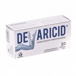 Devaricid 30 comprimate Biofarm