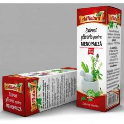 Extract Gliceric pentru Menopauza AdNatura 50 ml