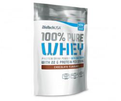 PURE WHEY / proteina din zer Biotech 454 g