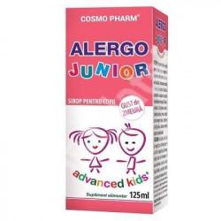 Sirop pentru copii Alergo Junior 125 ml Cosmopharm