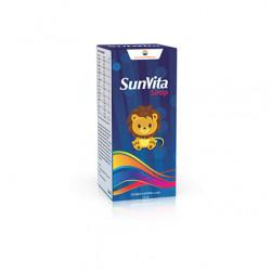 SunVita sirop Sun Wave Pharma 120 ml