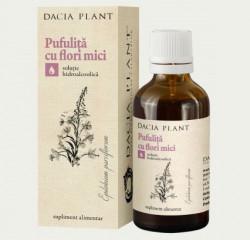 Tinctura de Pufulita cu Flori Mici Dacia Plant 50 ml