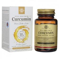 Curcumin Full Spectrum Solgar 30 capsule moi