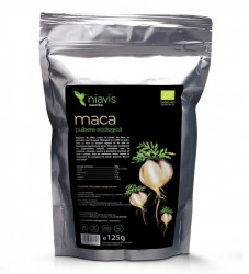 Maca Pulbere Ecologica/BIO Niavis 125 g