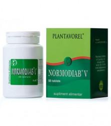 Normodiab Plantavorel 50 tablete