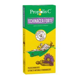 Propolis C Echinacea Forte, 20 cpr. de supt Fiterman Pharma