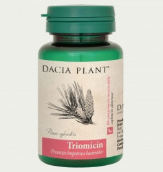 Triomicin Dacia Plant 60 comprimate