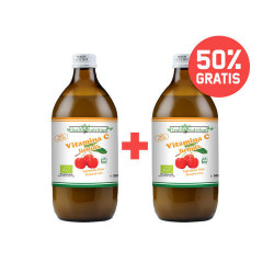Vitamina C lichida 500ML - Health Nutrition PACHET