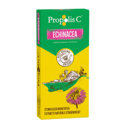 Propolis C Echinacea,20 cpr. de supt Fiterman Pharma