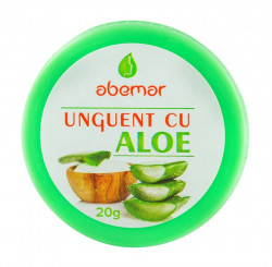 Unguent cu Aloe Abemar Med
