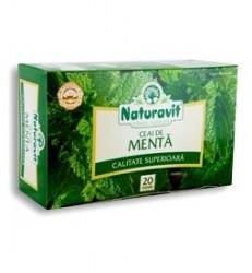 Ceai de Menta Naturavit