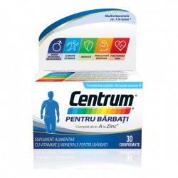 Centrum pentru bărbați formula îmbunătățită, 30 comprimate, Gsk
