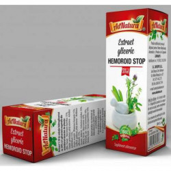 Extract Gliceric Hemoroid Stop AdNatura 50 ml