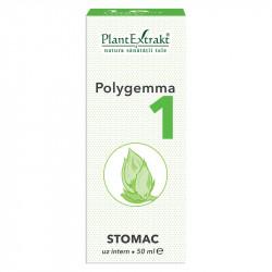 Polygemma 1 (Stomac) PlantExtrakt 50 ml