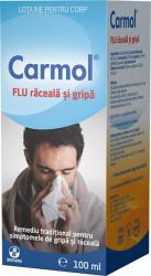 Carmol Flu Lotiune Frectie Raceala si Gripa100ML