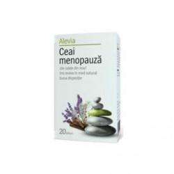 Ceai Menopauza Alevia 20 plicuri