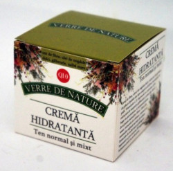 Crema Hidratanta Ten Normal si Mixt Manicos 50 ml