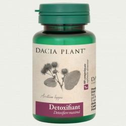 Detoxifiant Dacia Plant 60 comprimate