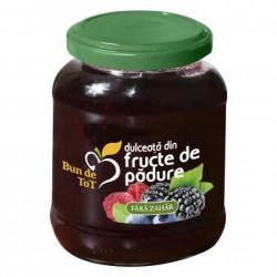 Dulceata din Fructe de Padure Bun de Tot Dacia Plant 360 g