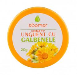 Unguent cu Galbenele Abemar Med 20/50/200/500 g