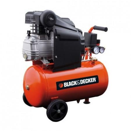 Compresor Black+Decker 24L - BD 205/24