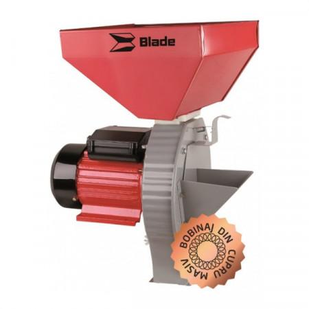 Moara pentru cereale, legume si fructe, Model C (cuva mare) Blade- MR0003