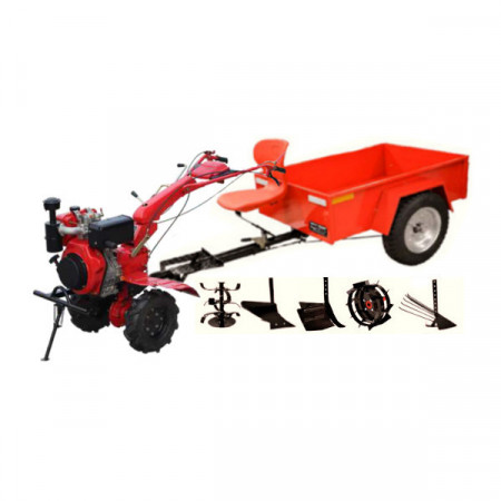 Motocultor diesel  MT 10-120-D P4