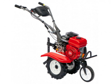 Motocultor Rotakt RO75R, 7 CP, benzina cu plug de arat + Roti metalice