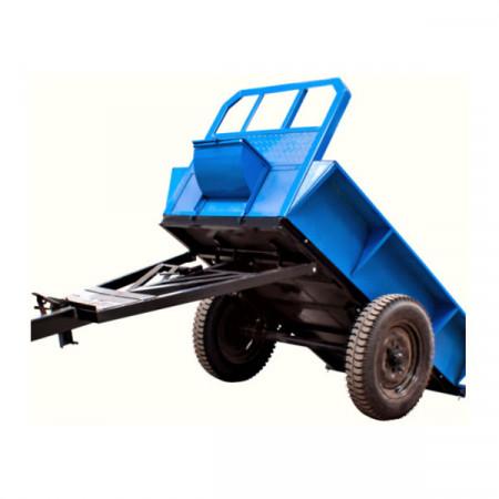 Remorci pentru motocultoare DKD ---LY1000 (800-1000KG)
