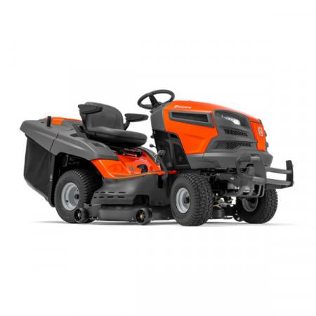 Tractoras de tuns gazon Husqvarna TC 342T