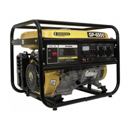 Generator current electric 5,5kw, GP-6500