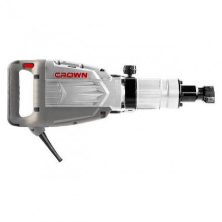 Ciocan demolator profesional 19kg HEX 1700W 50J Crown CT18095 BMC