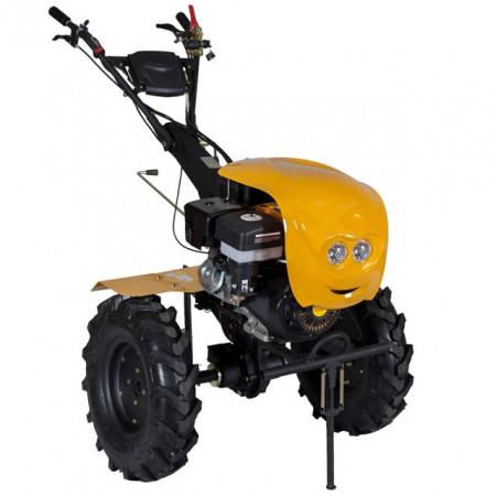 Motosapa Progarden HS1100-18 pornire electrica