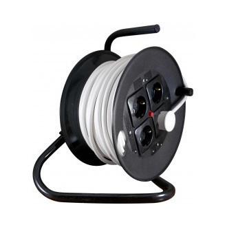 Prelungitor electric 3x2.5 rola 30 m