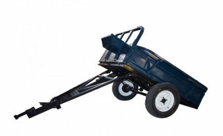 Remorca pentru motocultoare DKD ---LY800(700-800kg)