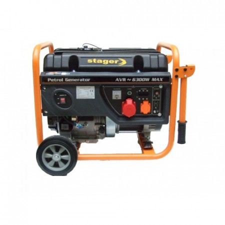 Poze Generator curent benzina Stager GG7300-3W