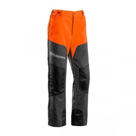 Set echipament de protectie Husqvarna Functional - manusi, pantaloni,bretele casca