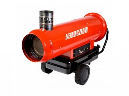 Tun de caldura cu ardere indirecta Sial MIR 37, 37 kW, debit aer 2000 m3/h, combustibil motorina, 230 V