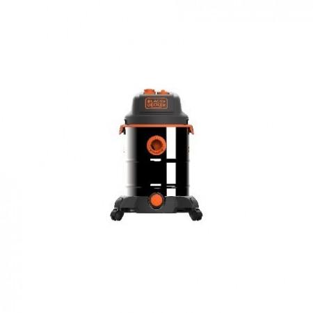 Aspirator umed/uscat Black+Decker 1600W 30L BXVC30XTDE cuva inox + priza
