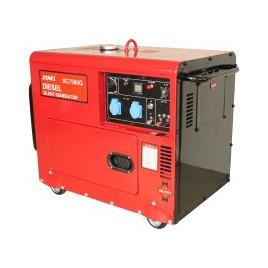 Generator de curent cu automatizare Senci SC7500Q